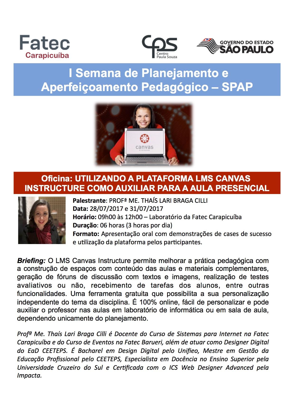 I SEMANA DE PLANEJAMENTO E APERFEICOAMENTO PEDAGOGICO_CANVAS OFICINA.ppt